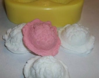 Small Scoops of Ice Cream Soap & Candle Mold