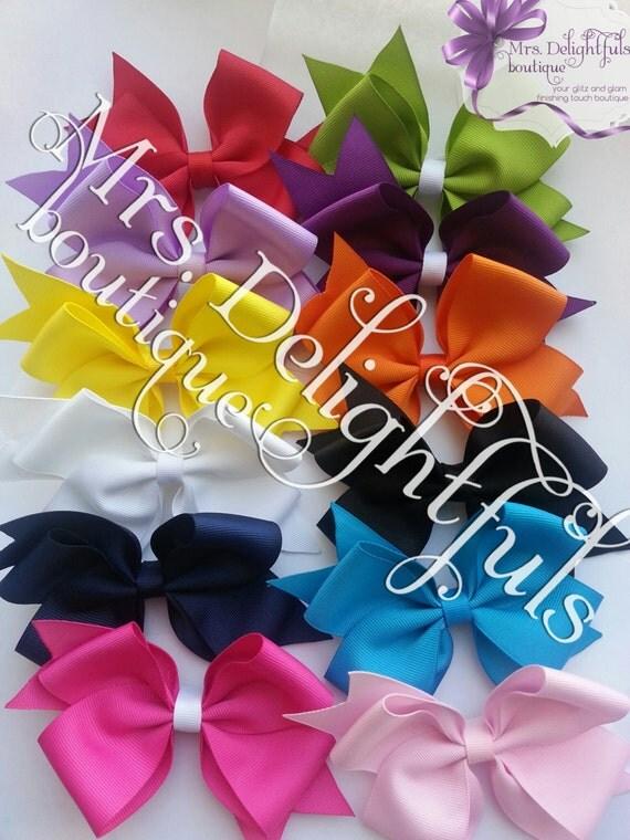 12 classic bow set