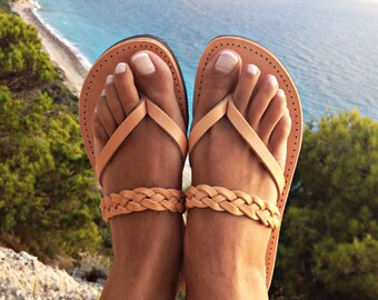 Greek sandal, women sandals, sandals, leather sandals, Strappy Sandals, Summer Sandals