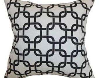 Pillow Cover Cushion  20x20   brown gotcha