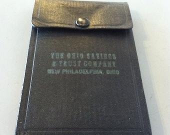 1940s Ohio Savings & Trust Bank Book