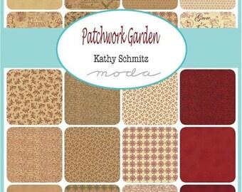 Moda Patchwork Garden Charm Pack by Kathy Schmitz 6060PP New Release