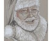 Richard Attenborough as Kris Kringle
