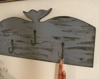 Whale's Tail Primitive and Colonial Fowl Rack