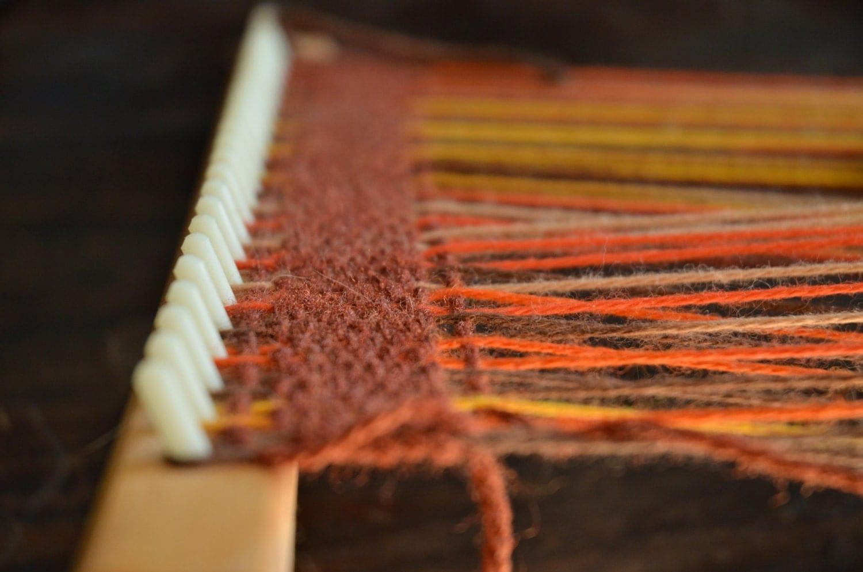 Lap Loom Wooden Weaving Loom Friendly Loom Outdoor