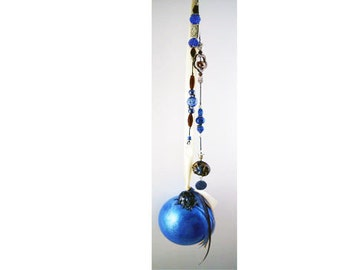 PRICE REDUCED--Blue Birds Renewal Wish Ball