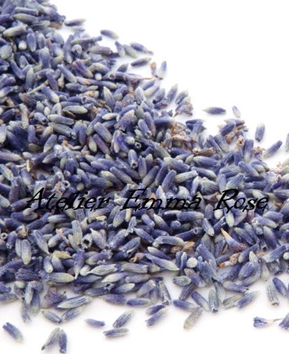 TOSS - 75/25 SUPER BLuE LAVENDeR French Organic Bulk Dried Lavender ...