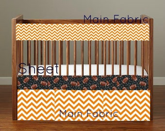 Ut Baby Crib Bedding Tennessee Crib Bedding Orange Crib
