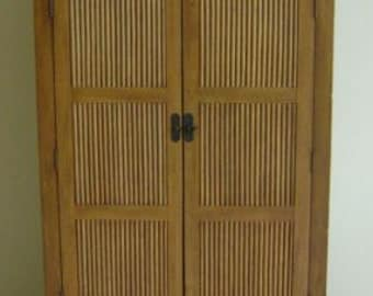 Armoire*Media Center*Storage*Clothing*Display Case