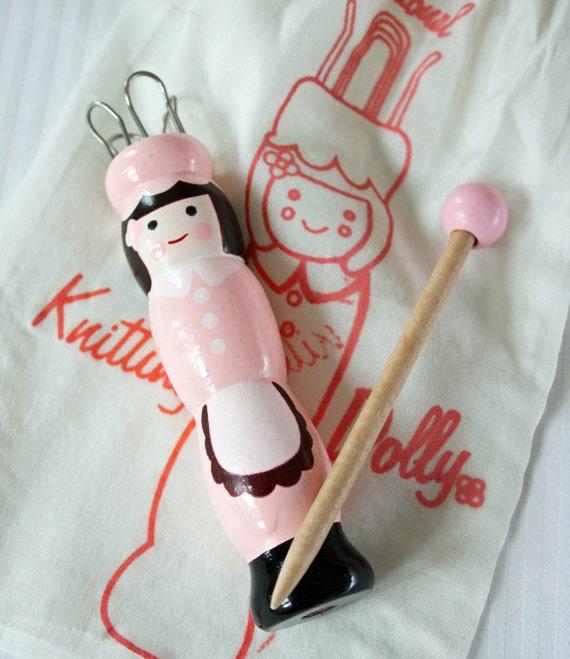 Knitting Nancy Doll : French knitting doll nancy