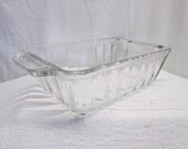 Anchor Hocking Baking Dish, loaf dish