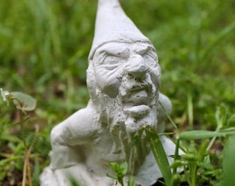 DIY Zombie Gnomes: Mad Marvin with Optional Paint Kit