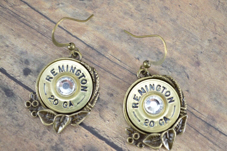 shotgun shell earrings 20g remington shotgun shells with