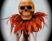 Mystic Reveler Skull jester