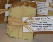 Cold Process Honeycomb Soaps - 3 Slice Packs - All NATURAL Made from Scratch!