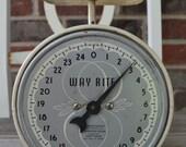 1930's Way Rite Scale