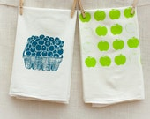U Pick Two Flour Sack Kitchen Towels