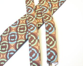 Boys tie and suspender set.....little boys neck ties and suspender set....wedding set.....photo prop