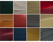 "12 Fall Color Packs of Culture Pop Quilling Paper Strips.  12 individual packs in 1mm, 1/8"", 1/4"" or 1/2"" widths."