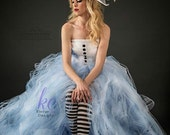 FINALLY a Large Adult Tutu Dress----Customize to any theme