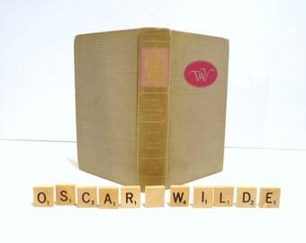 The Portable Oscar Wilde Hardcover Book 1946 New York  The Viking Press