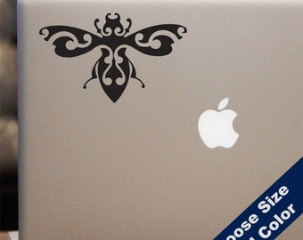 Fancy Beetle Decal - for Laptop, Car