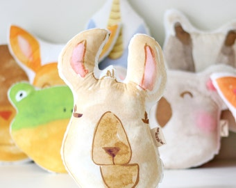 Llama Cushion Printed