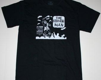 Mens Medium Mystery Science Theater 3000 - The Best Man - Parody Wedding Party Rehearsal T-shirt