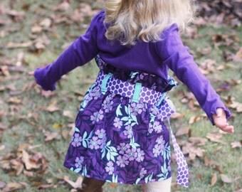 The Merebeth Paper Bag Skirt- Instant Download