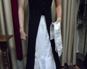 Petticoat,  Downton Abbey, Victorian lace.