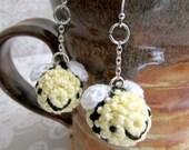Amigurumi Bee Earrings