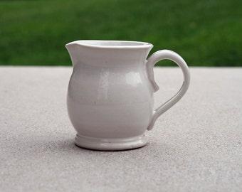 White Creamer