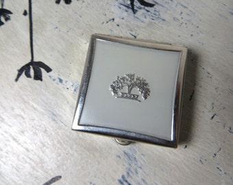 Vashe Compact Makeup Compact Compact Mirror Vintage Compact Collectible Compact