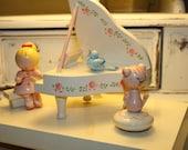 Vintage Irmi Little Girl Lamp