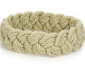 Hemp Sailor Friendship Bracelet