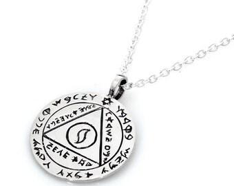 Silver Fertility Amulet, kabbalah, gift, talisman, jewelry, judaica, art,  spirituality,silvercollectable,asiyadesign