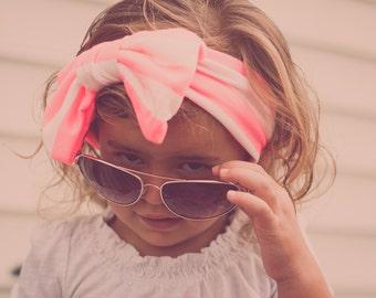 Knit Jersey Headband - Boho Headwrap - Adult headband - Stretch Headwrap - Earwarmer - Baby headband