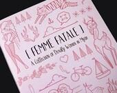 Femme Fatale - (Comic/Zine)