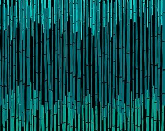 Water Garden Bamboo from Andover Fabrics
