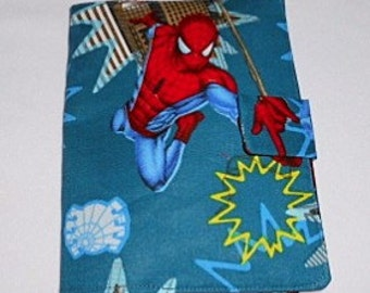 """Spiderman Doodle Wallet/Crayon Wallet  - Great for stocking stuffer, Christmas, birthday, party favor, """"good job"""" reward and more!"""