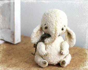 My new PATTERN Download to create teddy like Elefant Slonyatko 7 inch