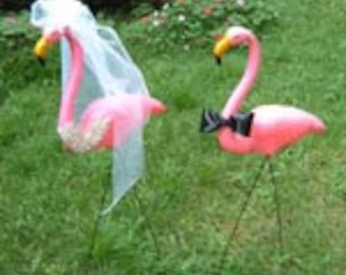 Wedding Flamingo - BRIDE ONLY