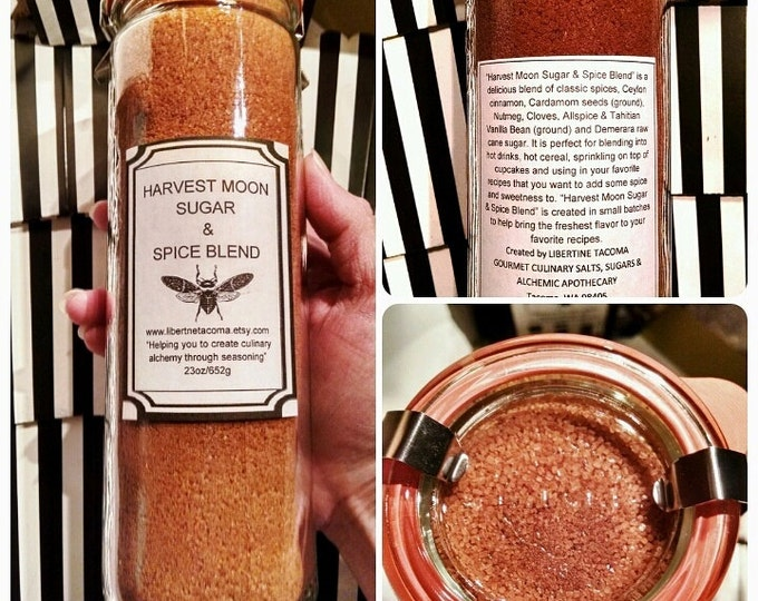 Harvest Moon Sugar & Spice Blend