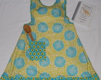 Mom's No Tie Apron Pattern