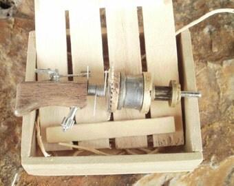 Dr. Faraldo's Steampunk Ray Gun - TR2312 - Miniature