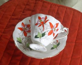 Royal Standard Tea Cup and Saucer