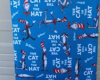 Reversible Tote Bag:CAT and HAT