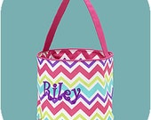 Monogrammed Easter Basket/bucket