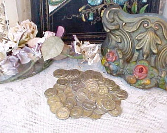 """Most Unusual 1950's Advertising Paperweight-Pile of """"Money"""""""