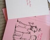 CLEARANCE Christmas Cards, Boys and Folly